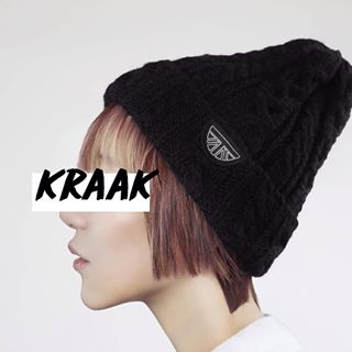 Hat Up with this Beanie called Kraak. British Wool, British Made for a tough British Winter. Online and instore.  Available in black of course with twist cable design.  #undergroundshoe  #undergroundshoes  #undergroundlondon  #8berwickstreet  #underground_halfmoon