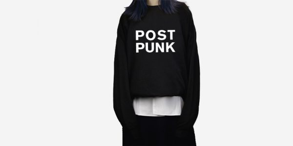 POST PUNK SWEATSHIRT