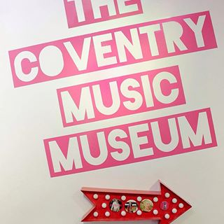 In Coventry on our Music Awaydays and first up is the Coventry Music Museum. Read about it on our blog. More important go visit. If you are in the UK or visiting, Coventry is never far away.  #undergroundshoe  #undergroundshoes  #undergroundlondon  #8berwickstreet  #underground_halfmoon  #awaydays  #coventry  #covmusic