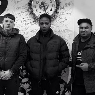 Day Two of of the Coventry feature and we meet up with some of the MC's from the city Grime scene - this is @shadowcv6 @subzeroartist and @trackrecordent  Read up on them on the blog.  #undergroundshoe  #undergroundshoes  #undergroundlondon  #8berwickstreet  #underground_halfmoon  #awaydays  #coventry  #covmusic
