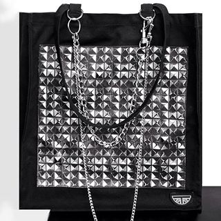 """Ballroom Blitz"". New shopper bag from our store or online.  #Undergroundshoe #Undergroundshoes #Undergroundlondon #8berwickstreet #Underground_halfmoon"